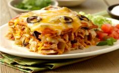 I am going to make this Mexican Lasagna Recipe today! Mexican Lasagna Recipes, Mexican Dishes, Pasta, Breast Recipe, Recipe Today, Tasty Recipe, Easy Dinner Recipes, Dinner Ideas, Meal Ideas