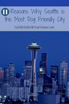 There are more dogs than kids in Seattle so...