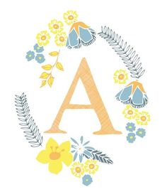 my name begins on a letter A. #alphabet, #letter