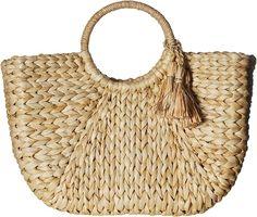 Hat Attack - Round Handle Tote Tote Handbags