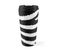 Bold Zebra Print Design Travel Mug Travel Mugs, Zebra Print, Print Design, Cups, Tableware, Shopping, Mugs, Dinnerware, Dishes
