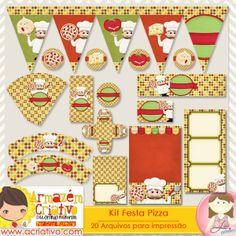 Kit Festa Pizza