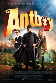 Antboy (2013)   12-year-old Pelle is bitten by an ant and develops superpowers. Aided by comic book nerd Wilhelm, Pelle creates a secret identity as superhero Antboy. When a super villain The Flea enters the scene, Antboy must step up to the challenge.