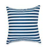Sailor Horizontal Stripe Woven Cushion Cover by Citta Design   Citta Design - $59.90