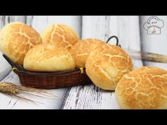 YouTube Tiger Bread, Baguette, Bread Recipes, Cake Recipes, Salty Foods, Savoury Baking, Pan Bread, Tostadas, Gastronomia