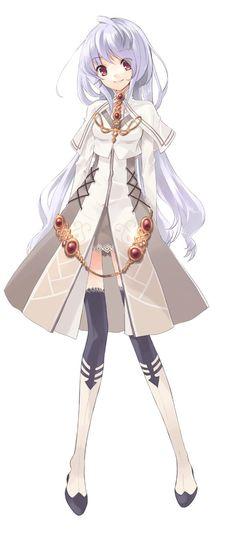 anime girl with silver hair photo arufin. Character Inspiration, Character Art, Character Design, Story Inspiration, Manga Anime, Anime Art, Female Ninja, Ninja Girl, Manga Characters