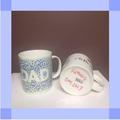 Easy DIY Mugs for Fa