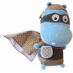 - Super Zeros - Zipo the Hippo #60001