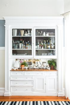 32 best Built In Bar images on Pinterest | Diy ideas for home, House ...
