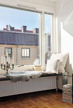 Idées créatives de coin lecture pour votre maison ~ Décor de Maison / Décoration Chambre