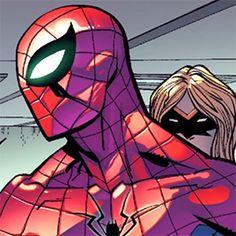 """You're not Circle-Of-Life-ing on me, Mufasa. Comic Book Artists, Comic Artist, Comic Books Art, Spiderman Art, Amazing Spiderman, Marvel E Dc, Marvel Comics, Design Squad, Justice League"