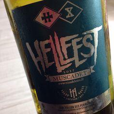Muscadet clisson Hellfest 2015