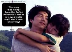 The 1st Shop of Coffee Prince ♥ Gong Yoo as Choi Han-gyul ♥ Yoon Eun-hye as Go Eun-chan