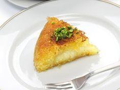 Kunafa With Cream - Othamnliya Recipe