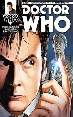 Doctor Who: The Tenth Doctor #8 (Doctor Who: The Tenth Doctor: 8)