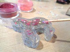 I LOVE RESIN: Sparkly Resin Unicorn