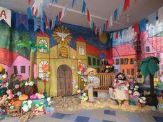 Festa junina - arraiá do Salê