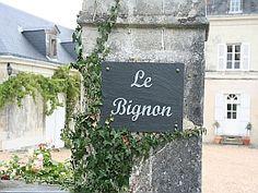 Le Bignon, Jarzé (49) France