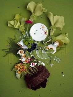 Food styling for The Joy of Cooking series; photo by Rachel Bee Porter.