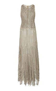 Galhos Midi Dress by MARTHA MEDEIROS for Preorder on Moda Operandi