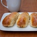 OMG!!  Coconut Buns FILLED with Coconut!