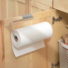 InterDesign Forma Over-Cabinet Paper Towel Holder