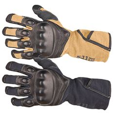 5 11 Tactical XPRT Hardtime Gauntlet Gloves. These remind me of what Eragon did to his knuckles, so he wouldn't damage his had punching something.
