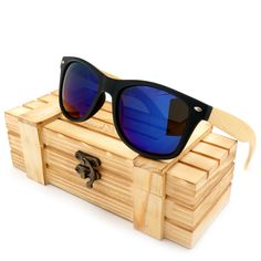 BOBO BIRD High Quality Vintage Black Square Sunglasses With Bamboo Legs Mirrored Polarized Summer Style Travel Eyewear Wood Box Men's Accessories Awesome Summer Natural Wooden Sunglasses Shops Fashion Styles Website Sunglasses Price, Wooden Sunglasses, Cool Sunglasses, Polarized Sunglasses, Mirrored Sunglasses, Sunglasses Women, Vintage Sunglasses, Wayfarer Sunglasses, Beach Sunglasses