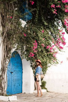 A visit to Tunis Will never be long enough. With so many palces to see and corners to discover. Here's how to explore Sidi Bou Said in one Afternoon Tunisia Africa, Photographer Malaysia, Sidi Bou Said, North Africa, Sicily, Trip Planning, Places To Travel, The Good Place, Travel Inspiration