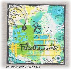 Carte de Batchaka pour DT DIY&CIE