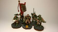 What's On Your Table: Imperial Guard and Iron Hand - Faeit 212: Warhammer 40k News and Rumors