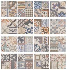 Maroc Porcelain Floor Tiles
