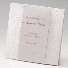 Berlin. Einladungskarte   Viktoria   Sweetwedding   Hochzeitskarten, Druck,  Hochzeitsdekoration ...