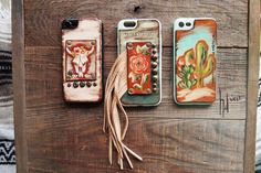 Leather phone case custom painted to your specifics. Phone cases can be upgraded to otterboxes etc US shipping included Leather Books, Leather Notebook, Leather Journal, Leather Cell Phone Cases, Cute Phone Cases, Iphone Cases, Handmade Notebook, Handmade Books, Customized Phone Covers
