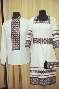 Ukraine, from Iryna with love Handmade Embroidery Designs, Kawaii Dress, Palestinian Embroidery, Embroidered Clothes, Folk Costume, Embroidery Dress, Korean Fashion, Evening Dresses, My Style