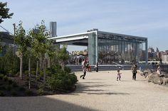Jane's Carousel, Brooklyn Bridge Park, Brooklyn, New York. by jackie weisberg, via Flickr