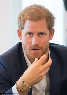 Prince Harry, is visiting a Danish bakery in Copenhagen this morning where he will meet volunteers and service users from mental health campaign One of Us on day two of his official tour. Prince Harry Of Wales, Prince William And Harry, Prince Henry, Prince Harry And Meghan, Prinz Harry Meghan Markle, Meghan Markle Prince Harry, Prince Harry Pictures, Harry Windsor, Celebrity Moms
