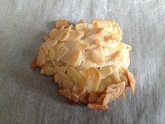 Almond Cookies recipe from My Portuguese Kitchen