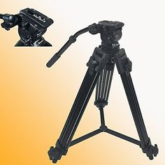 Fancierstudio Professional Heavy Duty Video Camcorder Tripod Fluid Drag Head Kits FC270A Fancierstudio http://www.amazon.com/dp/B003UOMWOK/ref=cm_sw_r_pi_dp_Pchxwb027VZ8E