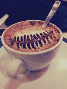 The perfect cup of coffee from McCafe!