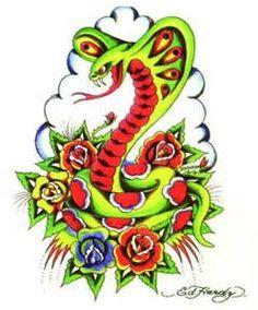 ed hardy tattoos - Bing Images