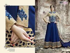 Ethnic Anarkali Salwar Kameez Indian Pakistani Designer Suit Bollywood Dress | eBay