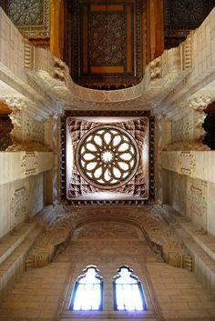 El Mursy Abu El-Abbas Mosque in Alexandria (Egypt).