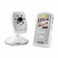 Summer Infant® Clear Sight Digital Color Video Monitor - buybuyBaby.com - There is a lot of chatter out there about video monitors and which is best. This is just my guess at one. We shall see what works!
