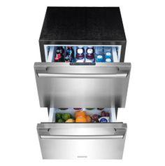 electrolux frid drawers