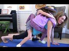 This is Why Moms Can't Work Out at Home - Mommy Shorts