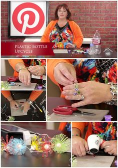IBP Plastic Bottle Upcycle