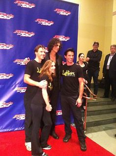 Lightwire with one of their biggest fans, Howard Stern! America's Got Talent / Howard Stern, Chicago Fire, America's Got Talent, Season 7, Picture Photo, Photo Galleries, It Cast, Fans, Pictures