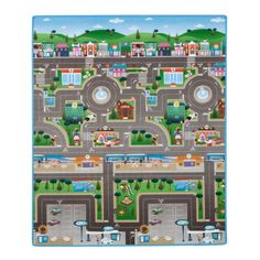 Prince Lionheart Double Sided Play Mat & Reviews | Wayfair