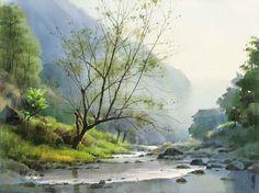 5,湖南组画之12-Hunan-Painting-Series--12.jpg Huang Tieshan